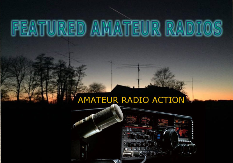 AMATEUR Radios for SALE – FEATURED