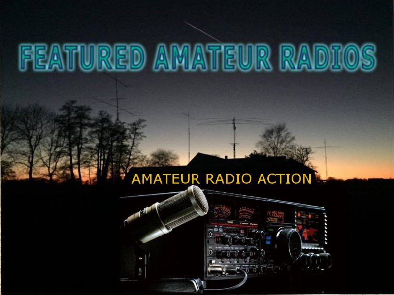 FEATURED AMATEUR RADIOS www.AllRadioSales.com