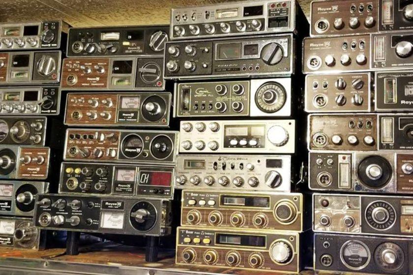CB RADIO COLLECTION LIQUIDATE OVER 1000 RADIOS