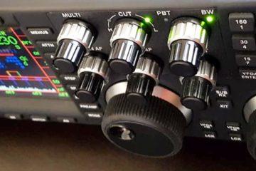 Ten-Tec 566AT Amateur radio Transceiver ORION II-4b