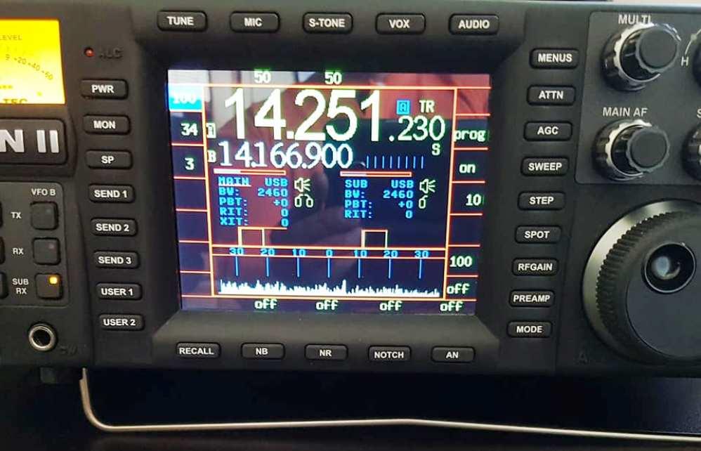 amateur-radio-transceivers